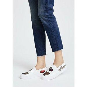 NEW Kate Spade Slip On Sneakers